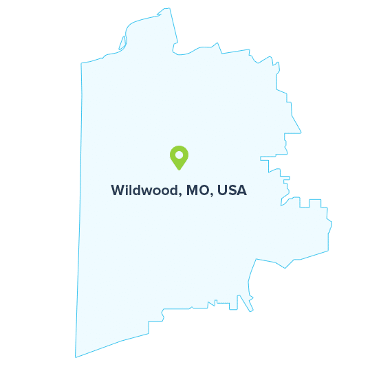 Wildwood-map